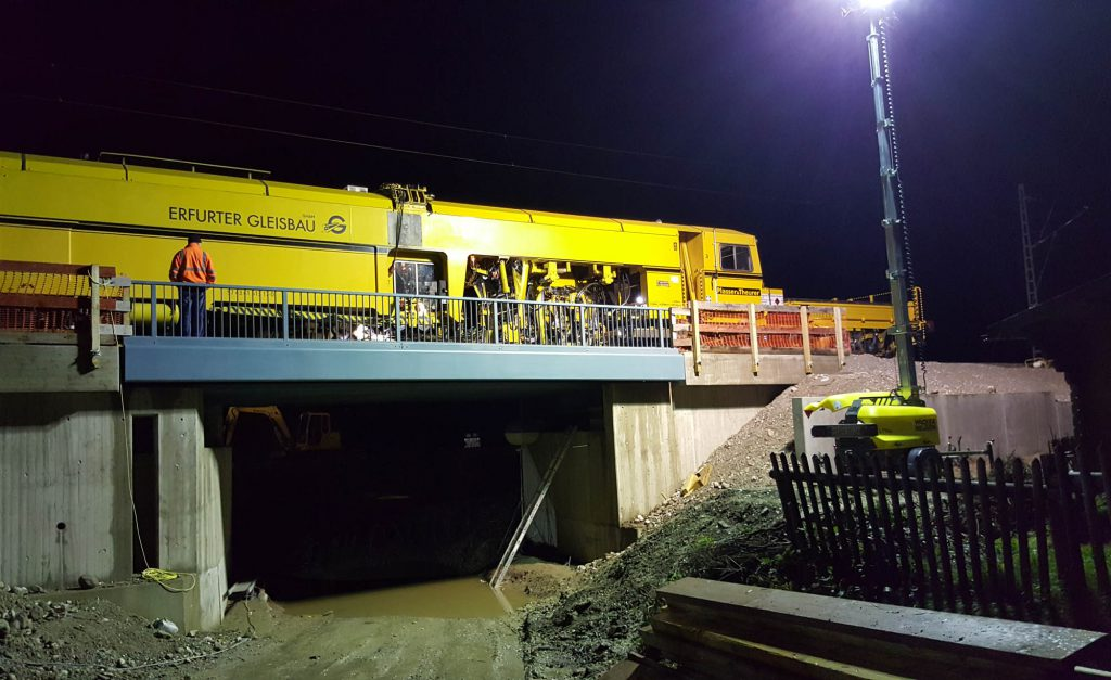 beck-bau DB AG Betonbau Mondscheinweg