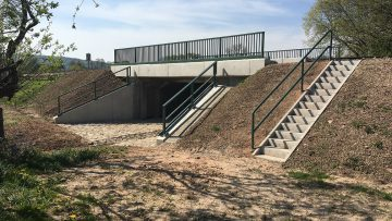 beck-bau EÜ Heringen Flutgrabenbrücke Baujahr 2018 5